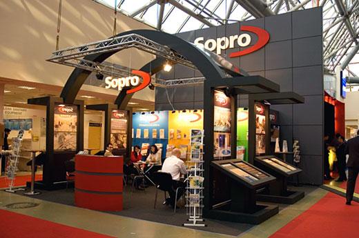 Строительные смеси Mapei и Sopro